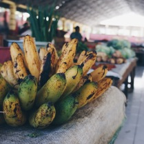 Flores bananas