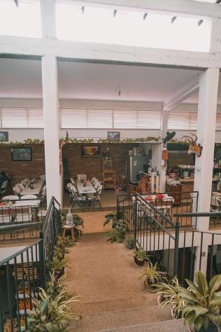 Restaurants inside