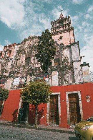 Templo de la Compañía de Jesús Oratorio de San Felipe Neri