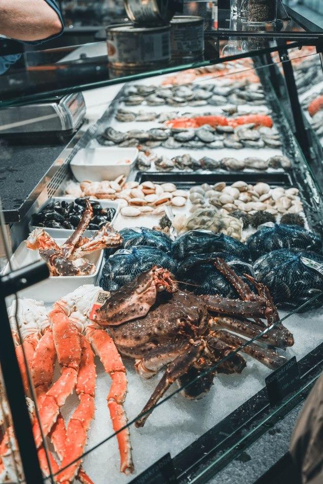 Alaskan crabs